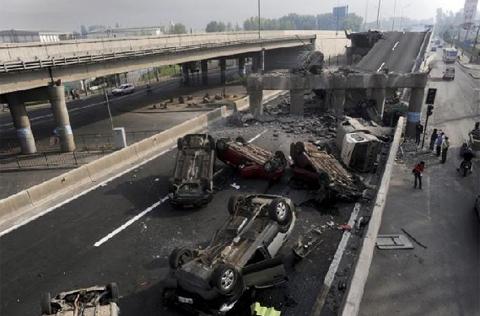 Động đất tại Chile 27/2/2010