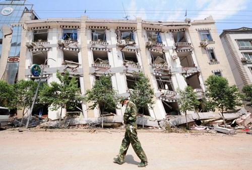 Động đất ở Trung quốc 12/5/2008