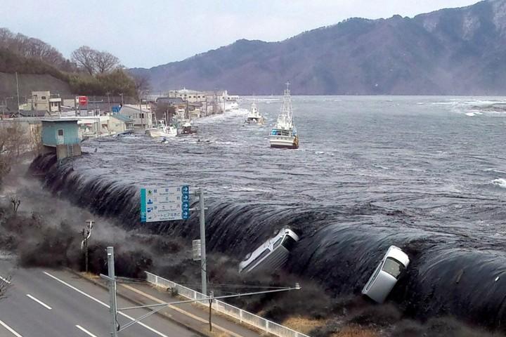 Sóng thần ở Nhật 11/3/2011